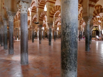 La Mezquita, Cordoba, Perspectives with Panache, 2020