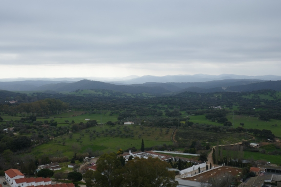 Aracena and villages, Perspectives with Panache, 2020